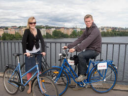 Photo of Stockholm Stockholm Bike Tour Stockholm by bike