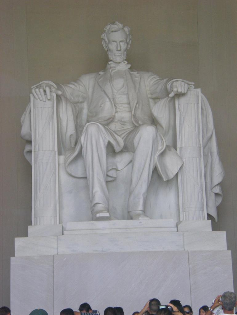 The Lincoln Memorial - New York City