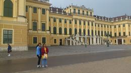 The Schonbrunn Palace , Shreenivas - July 2014
