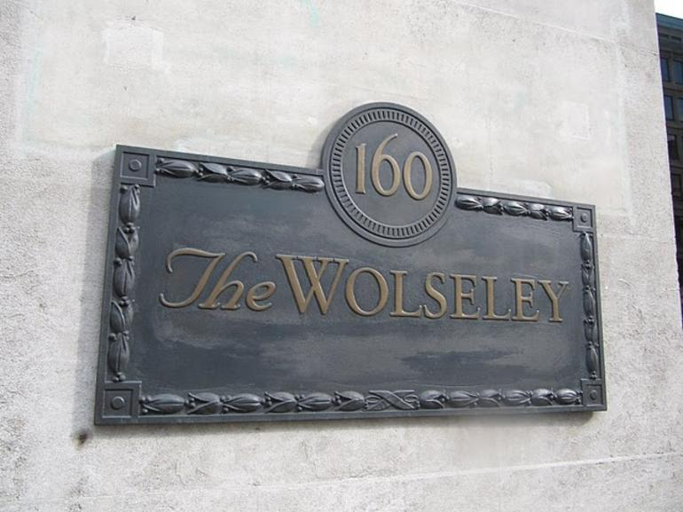The Wolseley - London