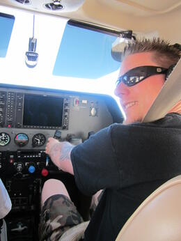 Troy Cornwall England - so dying to fly the plane!!!!!!!!!!! , Troy R - October 2012