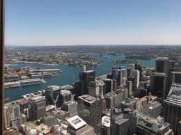 Photo of Sydney Sydney Tower Restaurant Buffet What a view