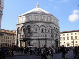 Photo of Florence Florence Half-Day or Full-Day Sightseeing Tour Baptistery