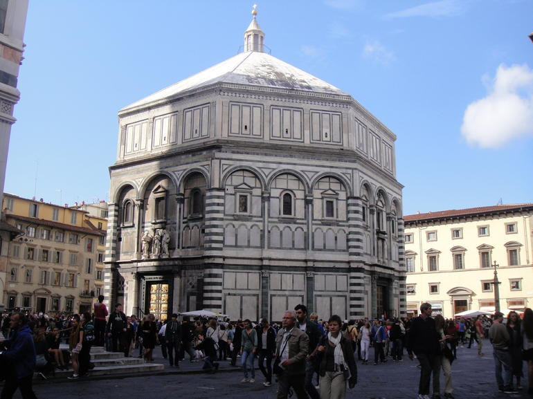 Baptistery - Florence