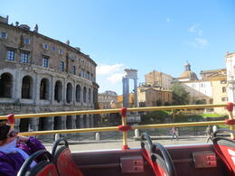 Photo of Rome Rome Hop-On Hop-Off Sightseeing Tour bus tour