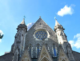 Photo of Montreal Montreal City Guided Sightseeing Tour Christ Church Cathedral
