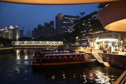 Photo of Singapore Singapore by Night Tour with Dinner along Singapore River Clarke Quay
