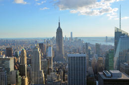 Photo of New York City New York CityPass Empire State from Top of the Rock