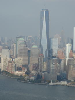 Photo of New York City New York Manhattan Scenic Helicopter Tour Financial District