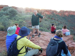 Photo of Alice Springs 3-Day Ayers Rock, Olgas and Kings Canyon Camping Safari hike to Kings Canyon