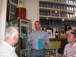 Our wine expert, Marco, telling us really good stuff!, chitown_aka - September 2010