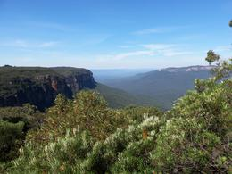 Photo of Sydney Small-Group Blue Mountains Day Trip from Sydney with River Cruise Jamison Valley and the Blue Mountains