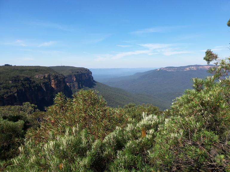 Jamison Valley and the Blue Mountains - Sydney