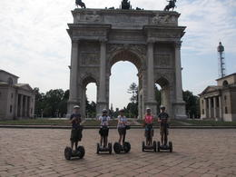 Photo of Milan Milan Segway Tour Look! No hands!