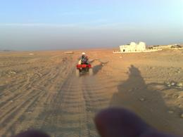 Photo of Sharm el Sheikh Quad Biking in the Egyptian Desert from Sharm el Sheikh Off to a bumpy start, but a beautiful drive