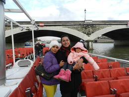 Photo of Paris Paris City Tour, Seine River Cruise and Eiffel Tower River Cruise