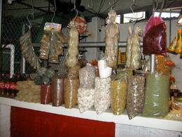 Photo of   Spices at the Market
