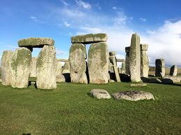 My best shot of Stonehenge....... A magical place. Weather just cleared and sun came out. , Tracy H - April 2016