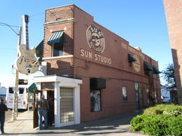 Photo of Memphis Memphis Music Attraction Discount Pass Sun Studio on 706 Union Street in Memphis TN