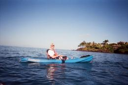 Photo of Maui Kayak and Snorkel - South Shore Turtle Taking off from the Beach