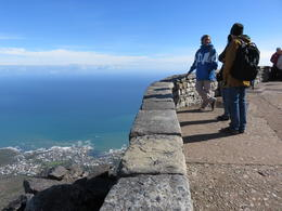 Photo of Cape Town Table Mountain Hike in Cape Town The top of Table Mountain overlooking Cape Town.