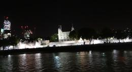 Photo of London The London Showboat Dinner Cruise on the Thames River The Tower!