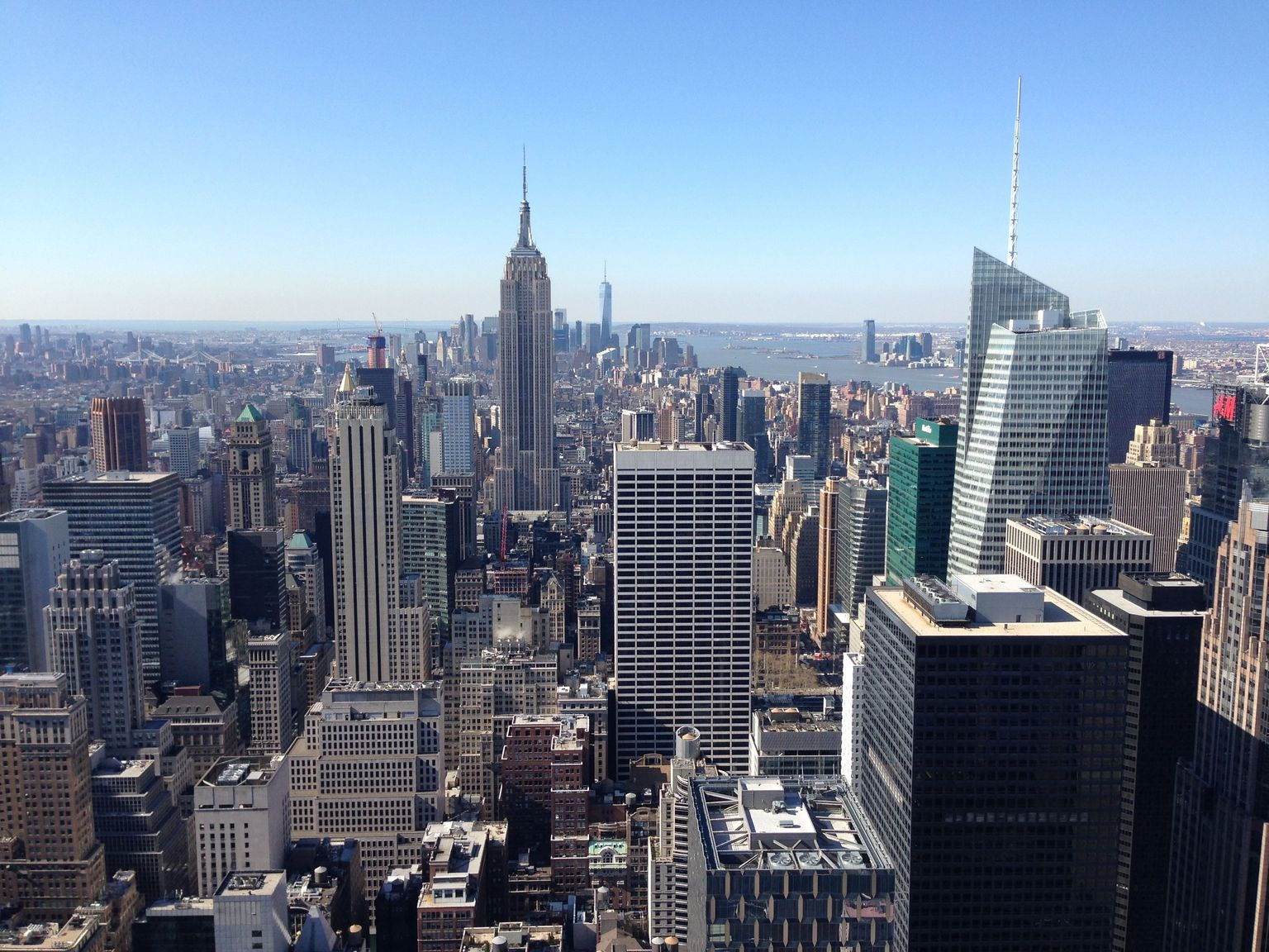 Top of the rock discount coupon