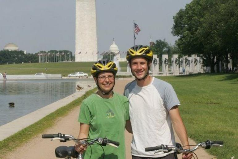 Washington DC Bike Tour - Washington DC