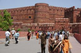 Agra Fort - August 2012