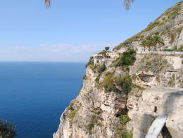 Beautiful views from the winding road on Amalfi Coast , kesler28realty - November 2014