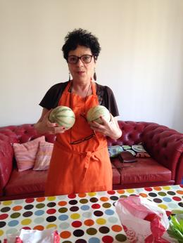 Photo of Paris Small-Group French Cooking Class in Paris Cammy's Melons