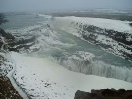 Photo of Reykjavik Gulfoss and Geysir Express Half-Day Trip from Reykjavik Gulfoss Waterfall