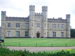 The front of Leeds Castle, Christopher M - July 2009