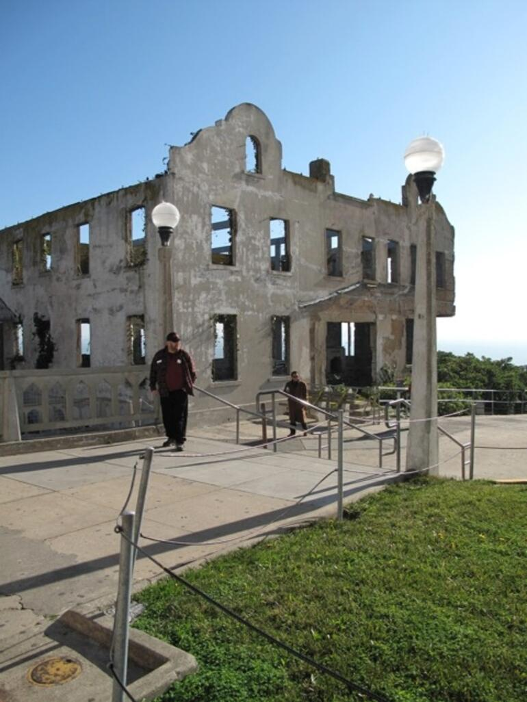 Mostly a ruin now -