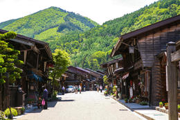 Photo of Kyoto 3-Day or 4-Day Self-Guided Hike on Nakasendo Trail with Lodging and Transport Nakasendo Trail Scenaries