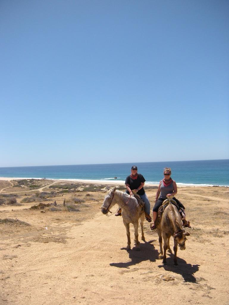On the beach - Los Cabos