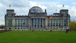 Photo of Berlin Berlin City Hop-on Hop-off Tour Palais du Reichstag