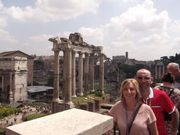 Photo of Rome Rome Segway Tour Roman Forum