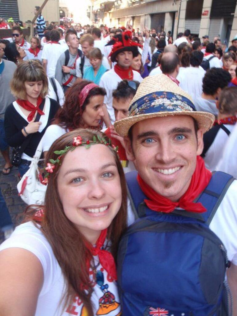 Running of the bulls part two -