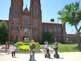 Photo of Washington DC Washington DC Segway Tour Smithsonian3