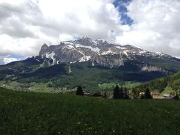 Photo of   The Dolomites