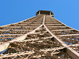 Photo of Paris Skip the Line: Eiffel Tower Tickets and Small-Group Tour The oblgatory shot of the tower