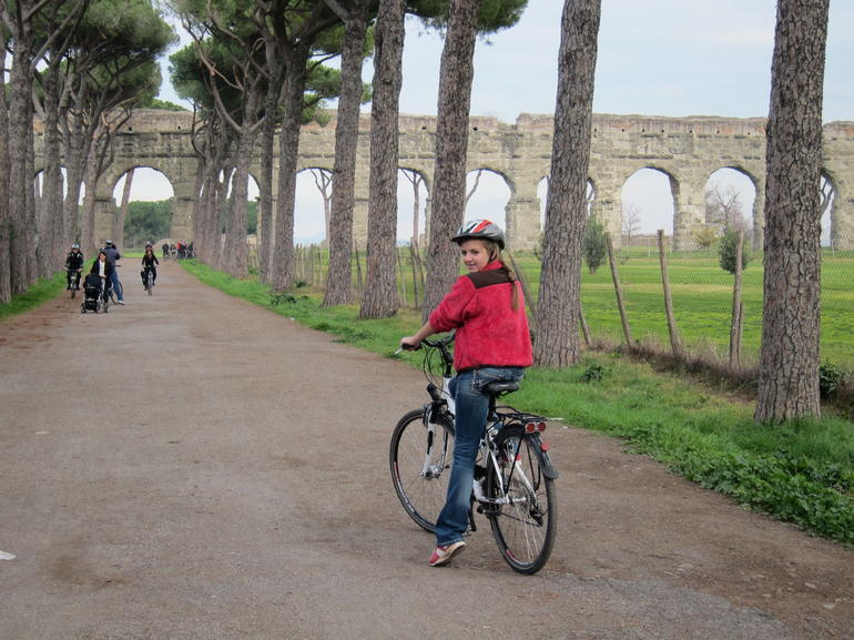 The Roman Aqueducts - Rome