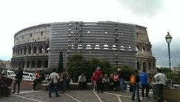Photo of Rome Skip the Line: Ancient Rome and Colosseum Half-Day Walking Tour view fra mødestedet
