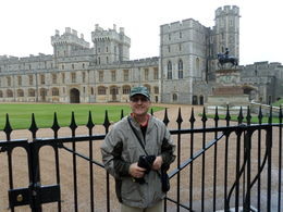 Kevin at Windsor Castle , Kevin W - May 2016