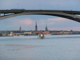 Photo of Stockholm Stockholm Bridges Cruise Bridges Cruise: Bridge and Gamla Stan (Old Town) in Stockholm