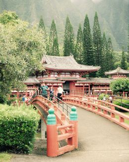 Buddist Temple , Jeanette F - August 2015