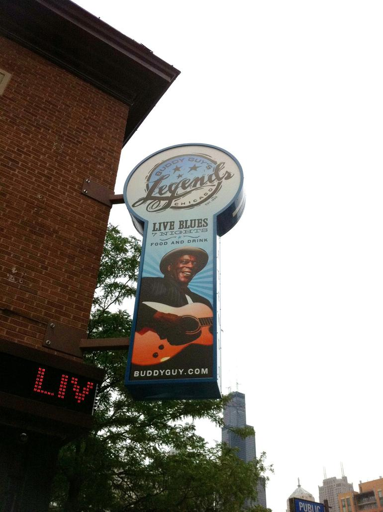 Buddy Guy's Legends - Chicago