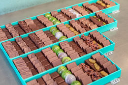 Chocolates at Patrick Roger , s.marsky - May 2016