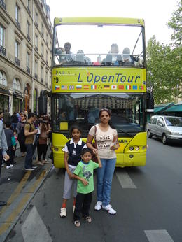 Photo of Paris Paris L'Open Hop-On-Hop-Off Tour DSC01339